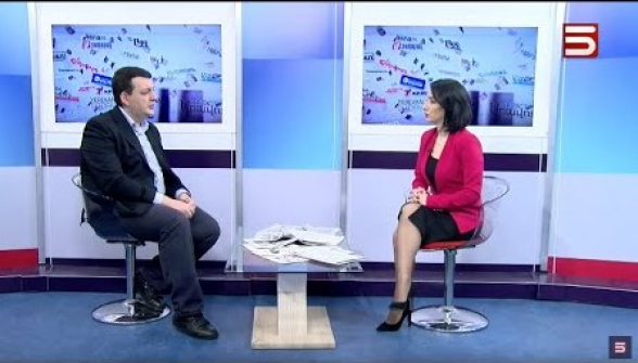 Россия направила месседж о том, что время прекращать этот театр вокруг Кочаряна – Тигран Кочарян (видео)