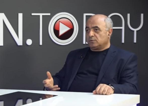 Կորոնավիրուսի քաղաքական և տնտեսական ռիսկերի մասին. Երվանդ Բոզոյան (տեսանյութ)