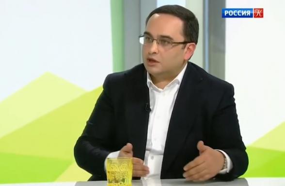 Виктор Согомонян принял участие в программе «Наблюдатель» на телеканале «Культура» (видео)