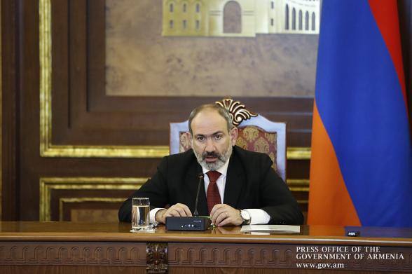 Никол Пашинян представил проект мероприятий по нейтрализации экономических последствий коронавируса