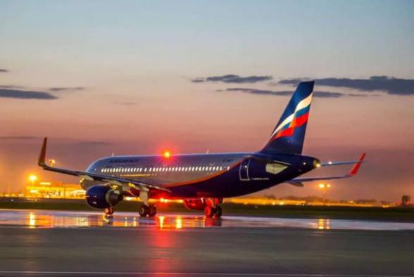 РФ вводит ограничения на пассажирские авиаперевозки