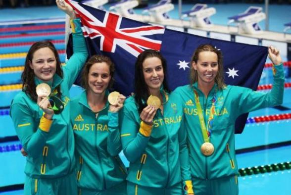 Австралия также не примет участия в Олимпийских играх