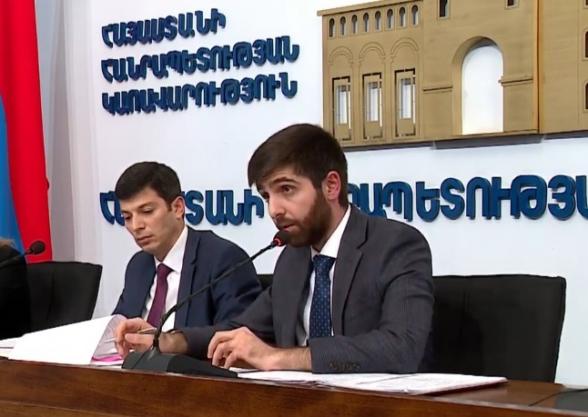 ՀՀ էկոնոմիկայի նախարարի տեղակալների մամուլի ասուլիսը (տեսանյութ)