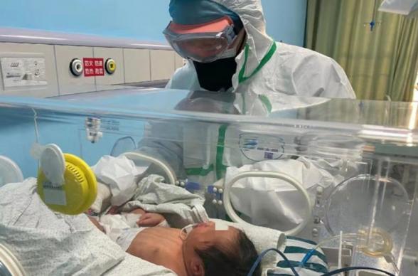 В Италии 10 младенцев госпитализировали с COVID-19