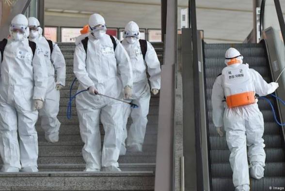 В Испании за сутки от коронавируса погибли 769 человек