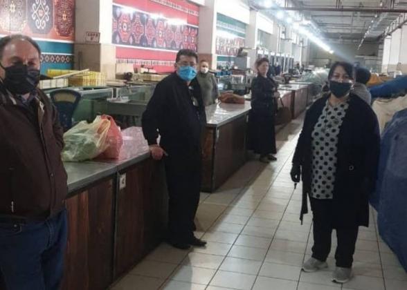 Մասիվի շուկան երեք օր է` փակ է, առևտրականները բողոքում են (տեսանյութ)