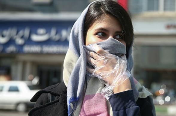 Իրանում մեկ օրում 3 հազարից ավելի մարդ վարակվել է կորոնավիրուսով