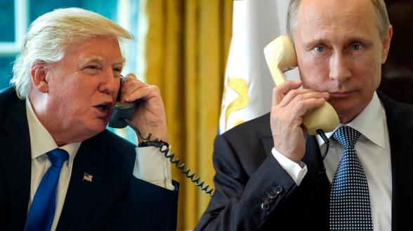 Трамп и Путин отметили важность обеспечения стабильности на мировых энергетических рынках