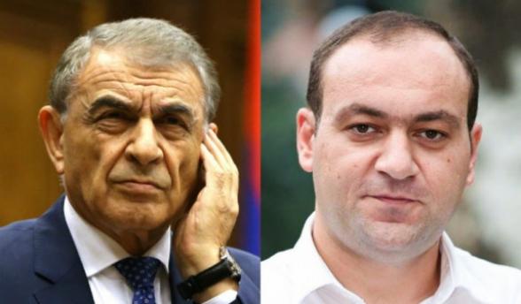 Արա Բաբլոյանի և Արսեն Բաբայանի գործով այսօրվա դատական նիստը չի կայանա