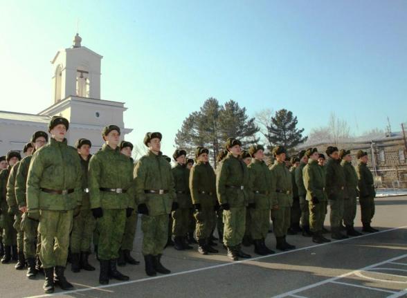 Ռուսաստանում հետաձգվել է զորակոչը