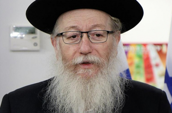 Իսրայելի առողջապահության նախարարը վարակվել է կորոնավիրուսով. Ведомости