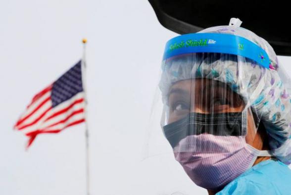 ԱՄՆ-ում կորոնավիրուսից մեկ օրում 1300-ից ավելի մարդ է մահացել. Իզվեստիա