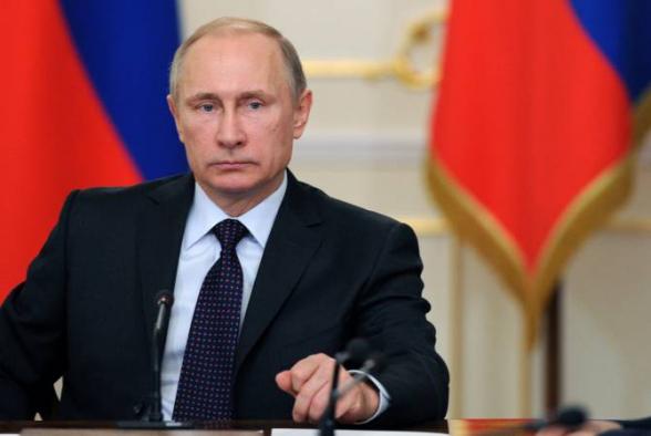 Պուտինը ՌԴ-ում ոչ աշխատանքային օրերը երկարաձգել է մինչև ապրիլի 30-ը` աշխատավարձերի պահպանմամբ