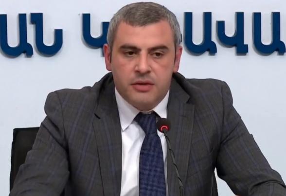 Пресс-конференция главы Инспекции здравоохранения и труда Армении Акопа Авагяна (видео)