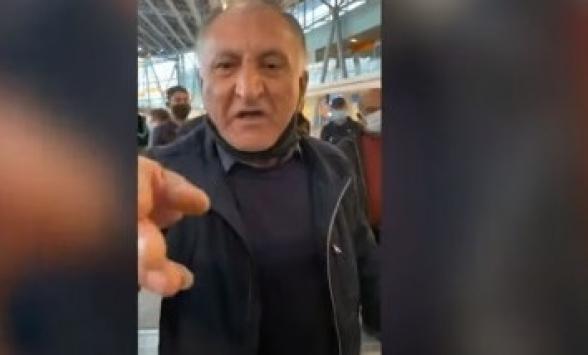 «Здесь кровь будет!». լարված իրավիճակ «Զվարթոց» օդանավակայանում (տեսանյութ)