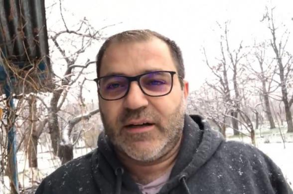 О Татевик Ревазян без родины и флага (видео)