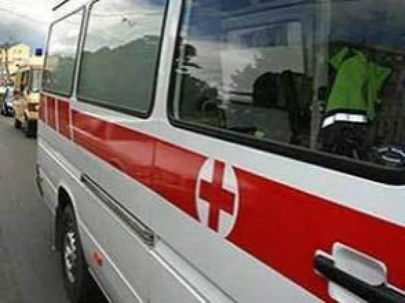 Կորոնավիրուսով հիվանդ 3 պացիենտի տեղափոխող շտապօգնության մեքենան վթարի է ենթարկվել