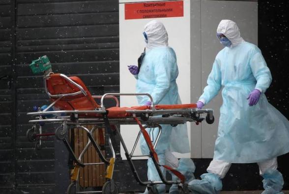 В России подтвердили 954 новых случая заражения коронавирусом
