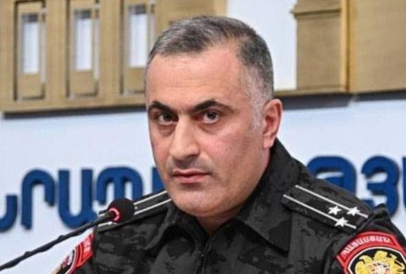 6 ոստիկան վարակվել է կորոնավիրուսով. ՀՀ փոխոստիկանապետ (տեսանյութ)