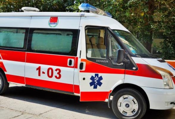 Թոքաբորբով ծայրահեղ ծանր հիվանդը մահացել է շտապօգնության մեքենայում
