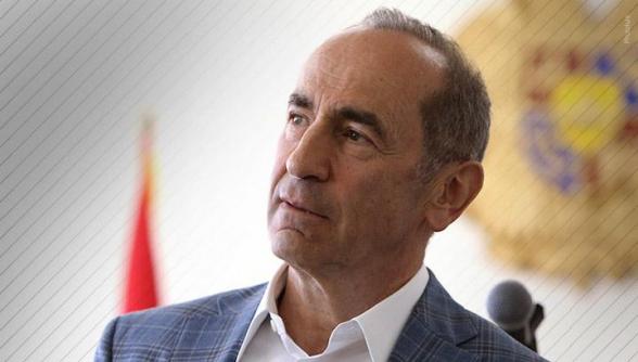 Роберт Кочарян вновь подал в суд на Никола Пашиняна