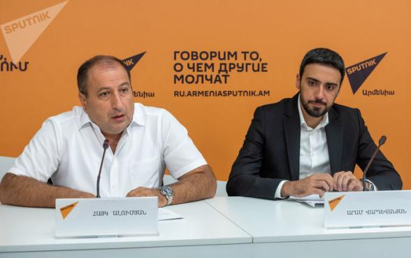 Пресс-конференция адвокатов Роберта Кочаряна (видео)