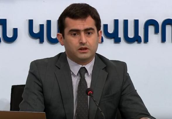 Пресс-конференция министра высокотехнологической промышленности Акопа Аршакяна (видео)