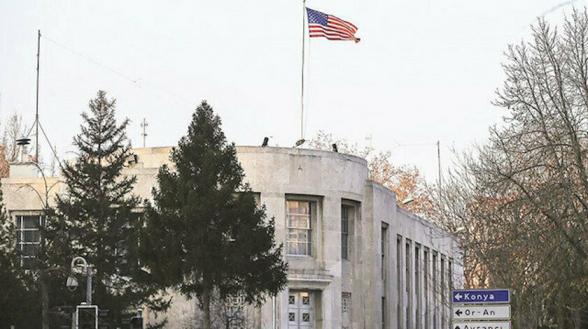 Թուրքիայում ԱՄՆ դեսպանության 2 աշխատակից վարակվել է կորոնավիրուսով. ermenihaber