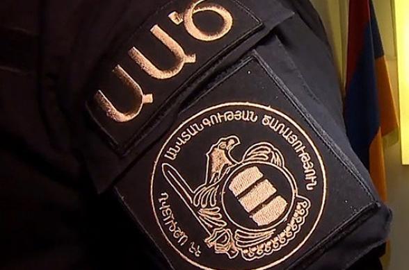 СНБ Армении проводит следственные действия в Давташенском отделе полиции