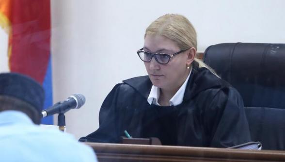 Анна Данибекян 17 апреля может вернуться к работе