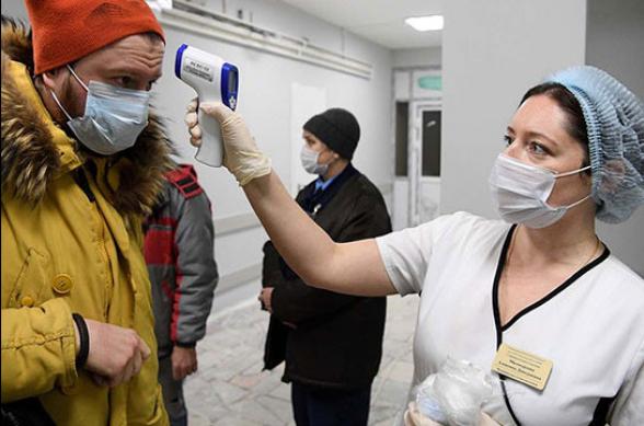 Число заразившихся коронавирусом в России за сутки выросло на 1786