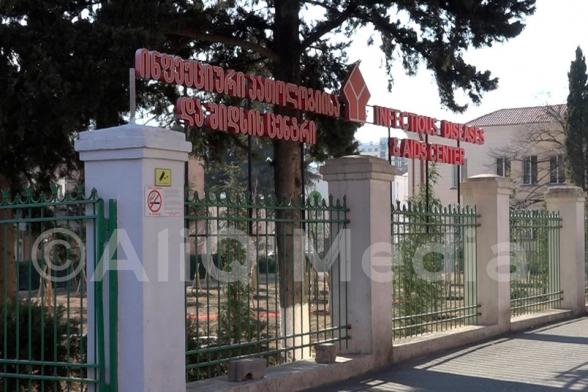 ՀՀ-ից վերադարձած վարակված վարորդները Թբիլիսիի ինֆեկցիոն հիվանդանոցում են
