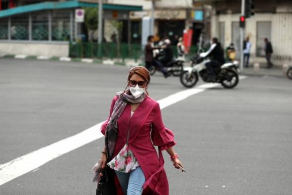 Իրանում կորոնավիրուսով վարակվածների թիվն ավելացել է 1 323-ով