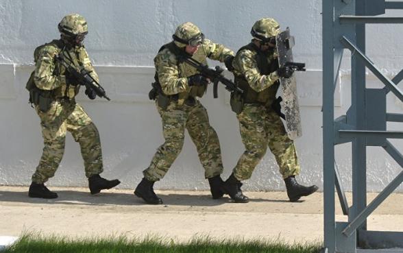 Ադրբեջանի պետանվտանգությունը հատուկ գործողություն է արել սահմանապահ ծառայությունում