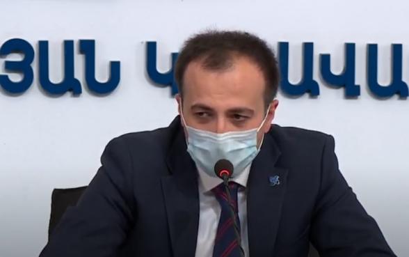 Առողջապահության նախարար Արսեն Թորոսյանի մամուլի ասուլիսը (տեսանյութ)