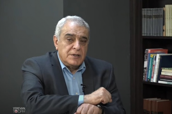 Этот проект является совместной победой Пашиняна и Алиева над Арменией и Арцахом – Шахназарян (видео)
