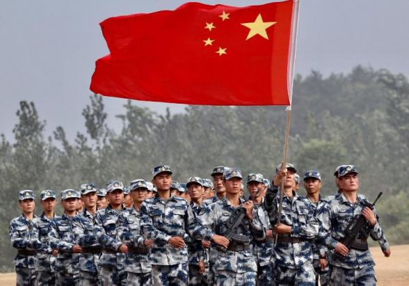 Китай увеличит в 2020 году оборонный бюджет на 6,6%