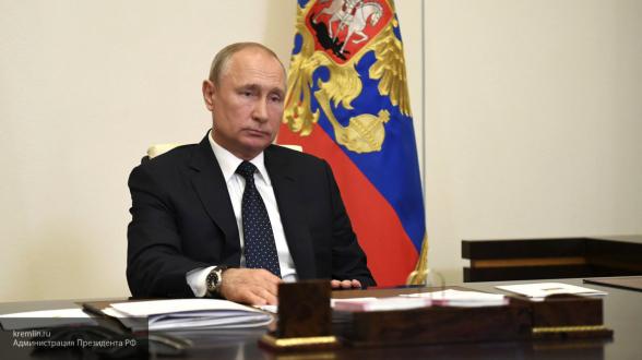 Путин сообщил о стабилизации ситуации с коронавирусом