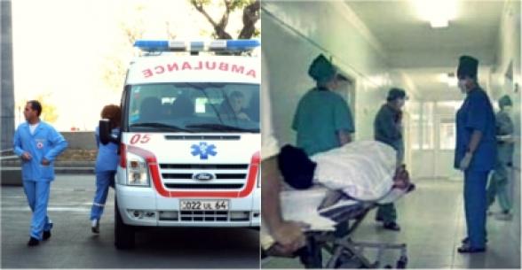 Կորոնավիրուսով վարակված հիվանդին Ծաղկաձորից բերել են Ավանի կամրջի տակ իջեցրել ու ասել, թե տաքսի նստի, գնա տուն (տեսանյութ)