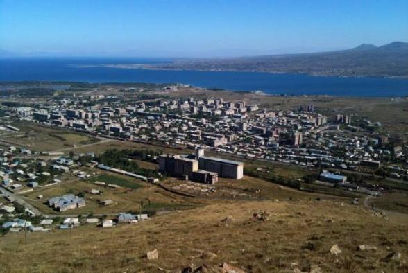 Город Севан будет закрыт до 4 июня