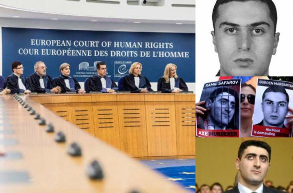 «Ադրբեջանն անարդարացիորեն ձախողել է էթնիկ ատելության հողի վրա կատարված սպանության համար պատժի իրագործումը». ՄԻԵԴ-ը հրապարակել է Գուրգեն Մարգարյանի գործով վճիռը
