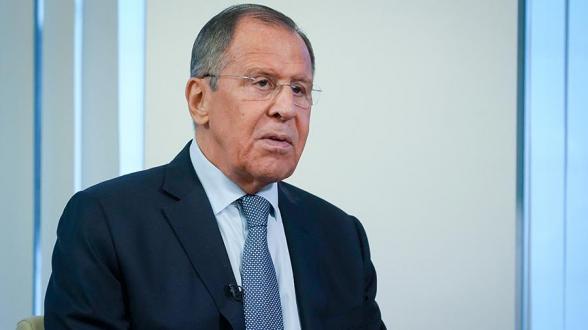 Лавров заявил о запрете Запада просить помощи у России