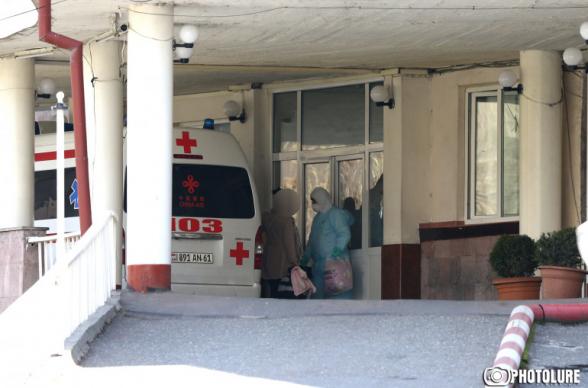 Կորոնավիրուսից մահացած 7 պացիենտներից մեկը՝ 56-ամյա կին, ուղեկցող քրոնիկական հիվանդություն չի ունեցել. ԱՆ