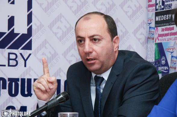 Второй адвокат Сейрана Оганяна тоже заболел коронавирусом