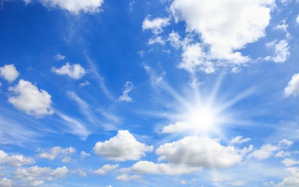 Օդի ջերմաստիճանը հունիսի 1-3-ը կբարձրանա 2-4 աստիճանով