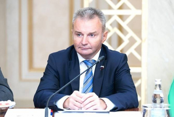 ՌԴ առողջապահության նախարարի առաջին տեղակալ է նշանակվել Իգոր Ղահրամանյանը
