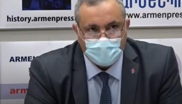 Пресс-конференция замглавы КГД Артура Манукяна (видео)