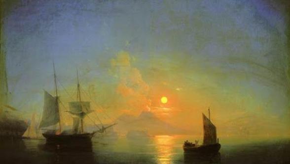 Այվազովսկու «Նեապոլիտանական ծոց» նկարը վաճառվել է 2.9 մլն դոլարով
