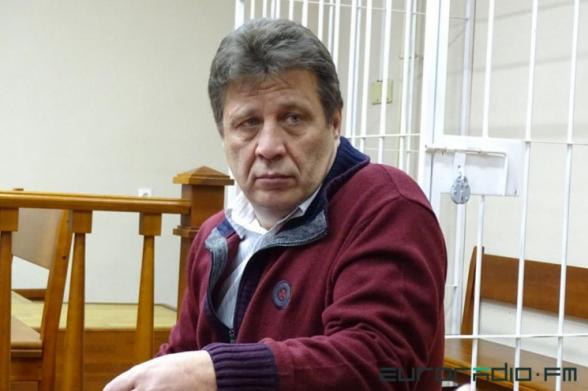 Претендент на пост президента Беларуси оштрафован на $563 за несанкционированную акцию