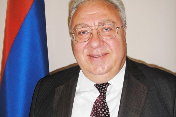 Մահացել է ԱԺ նախկին նախագահ Արմեն Խաչատրյանը